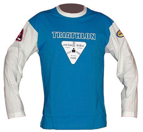 3TTP Ironman Longsleeve Tee BU