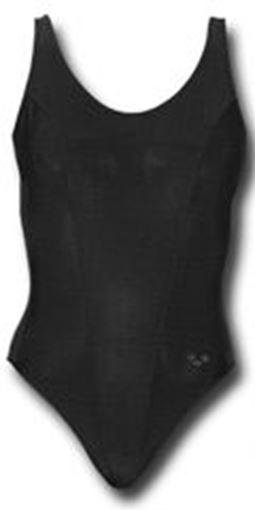 596667cfe37a8 Black bathing suit from Arena with swim bra