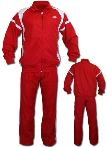 Arena Unisex-Child Team Line Knitted Poly Youth Tracksuit