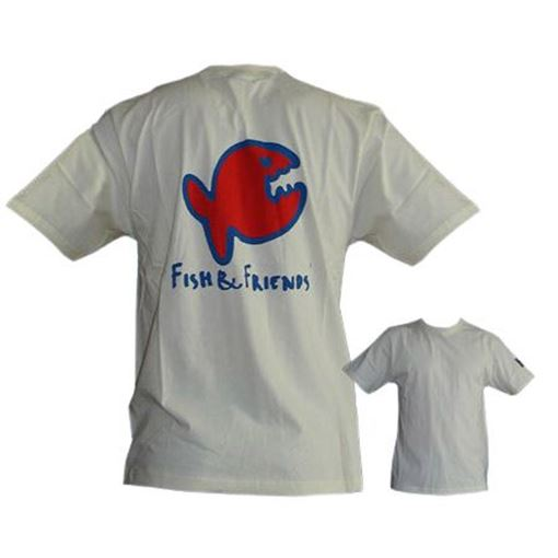 T-SS iQ T-Shirt Fish&FriendsSD