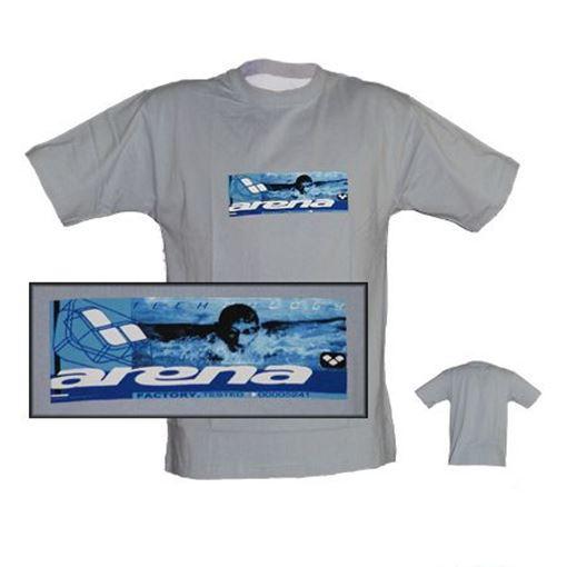 T-SS Arena T-Shirt Delfin Sky