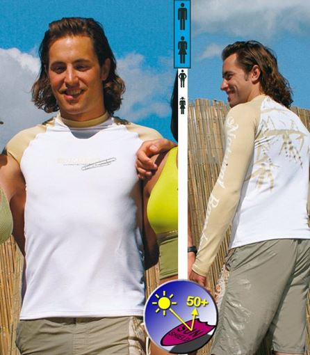 T-SP T-Shirt Camaro Bamboo LS
