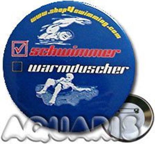GIBU Button: Warmduscher