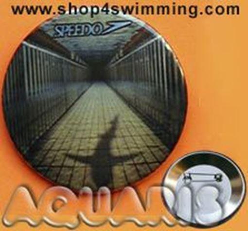 GIBU Button: Speedo Shark