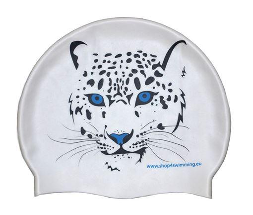 BKSR Badekappe Leopard WZ2c