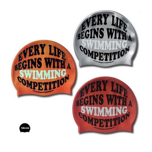 BKSR Badekappe Liveswimcomp 2c