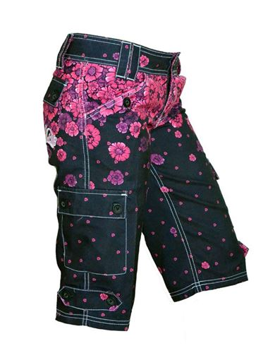 LWSW Watershort Damen ROSES