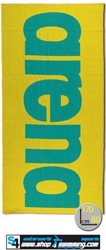 ZRHB Arena Handtuch Logo GB