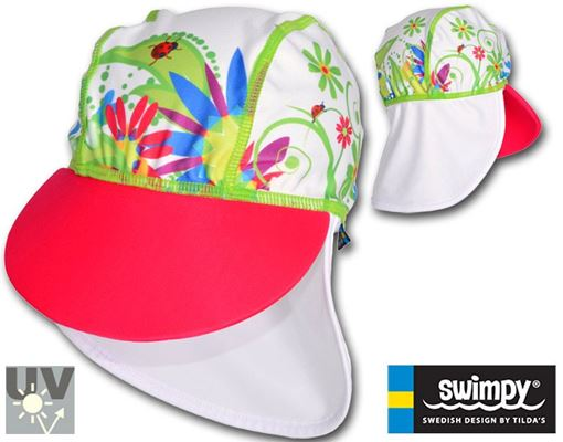 SPJR UV Protection SaharaCap F