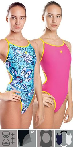 SWSF Madwave Swimsuit J7601