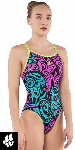 SWSF M.W. Swimsuit J7607