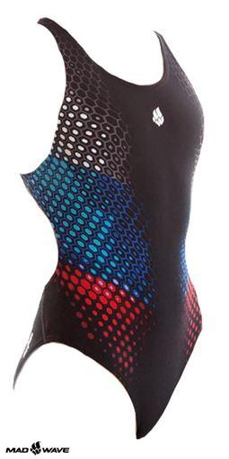 SK1T M.W. Swimsuit Girl J7615