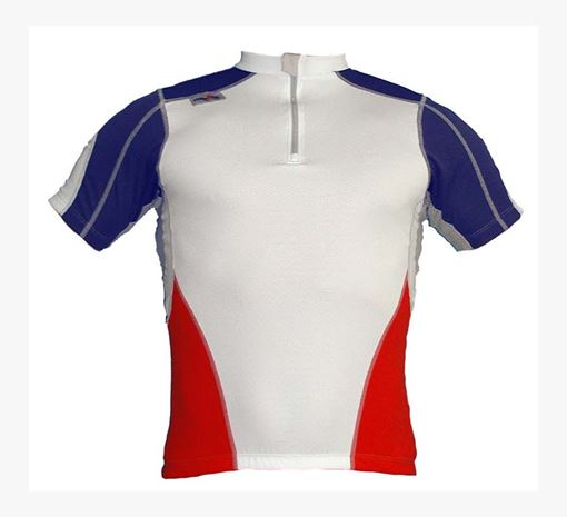 3TCY SS Cycle Jersey VO2 WRN