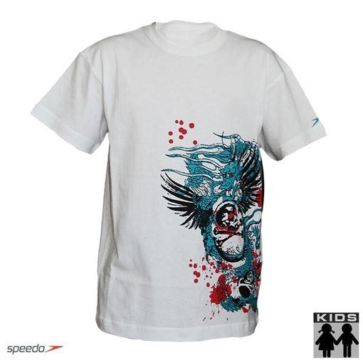 T-JR T-Shirt Speedo Olucky WZ