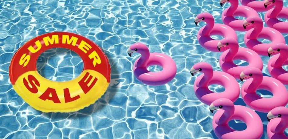 Summer Sale - Swimwear & Beachwear