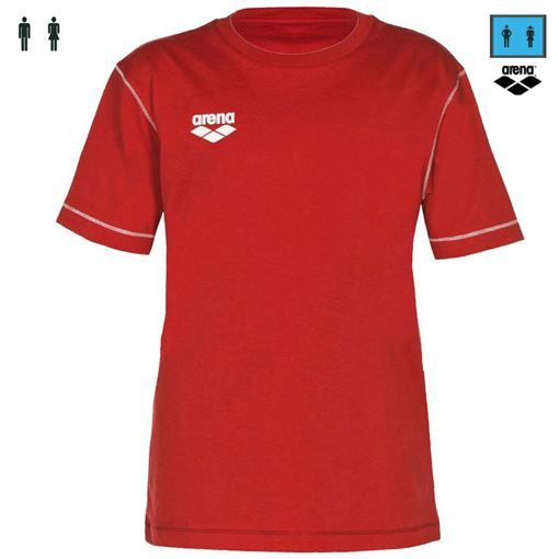 T-JR KT-Shirt TL S/S Tee RD