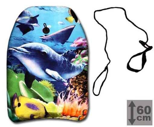 TRKB Schwimmbrett Dolphin