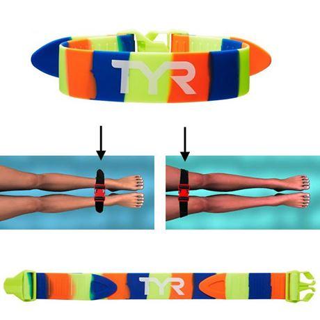 TRTE Elastisches Knieband TYR
